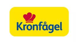 瑞典最大鸡肉供货商KronfågelLOGO设计
