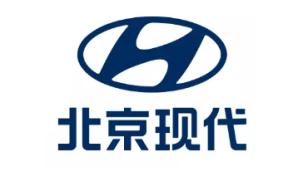 北京现代LOGO设计