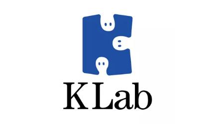 日本手机游戏开发商KLab株式会社的历史LOGO