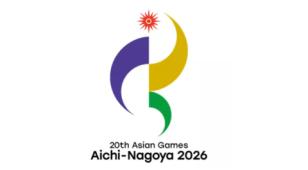 爱知·名古屋亚运会会徽LOGO设计