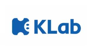 日本手机游戏开发商KLab株式会社LOGO设计